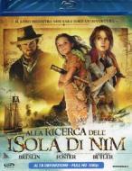 Alla ricerca dell'isola di Nim (Blu-ray)