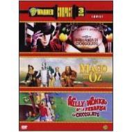 La fabbrica di cioccolato - Il mago di Oz - Willy Wonka (Cofanetto 3 dvd)