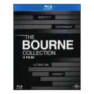The Bourne Collection (Cofanetto 4 blu-ray)