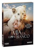 Mia E Il Leone Bianco (Blu-Ray 4K+Blu-Ray) (2 Blu-ray)