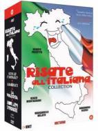 Risate all'italiana (Cofanetto 4 dvd)