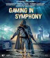 Danish National Symphony Orchestra - Gaming In Symphony (Blu-ray)