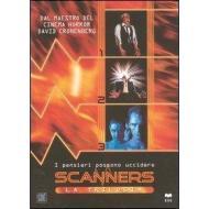 Scanners. La trilogia (Cofanetto 3 dvd)