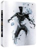 Black Panther (3D) (Ltd Steelbook) (Blu-Ray 3D+Blu-Ray) (2 Blu-ray)