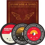 Mumford & Sons - Live In South Africa (2 Dvd+Cd)