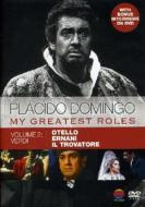 Placido Domingo. My Greatest Roles Vol. 2 (Cofanetto 4 dvd)