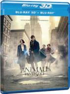Animali Fantastici E Dove Trovarli (3D) (Blu-Ray 3D+Blu-Ray) (2 Blu-ray)