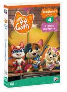 44 Gatti #04 - Il Gatto Supereroe