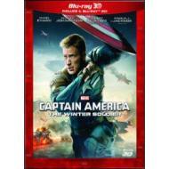 Captain America. The Winter Soldier 3D (Cofanetto 2 blu-ray)