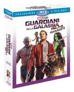 Guardiani Della Galassia / Guardiani Della Galassia Vol. 2 (2 Blu-Ray) (Blu-ray)