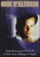 Gigi D'alessio. Tratto dal concerto del 26.12.94 al teatro Tenda di Napoli