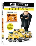 Cattivissimo Me 3 (Blu-Ray 4K Ultra Hd+Blu-Ray) (2 Blu-ray)