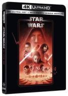 Star Wars - Episodio VIII - Gli Ultimi Jedi (Blu-Ray 4K Ultra HD+2 Blu-Ray) (Blu-ray)
