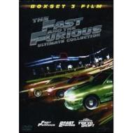 The Fast & the Furious. Ultimate Collection (Cofanetto 3 dvd)