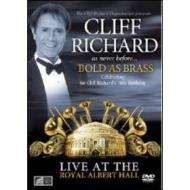 Cliff Richard. Bold as Brass. Live at the Royal Albert Hall (Blu-ray)