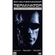 Terminator. La trilogia. Edizione limitata (Cofanetto 4 dvd)
