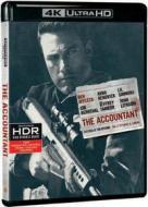 The Accountant (Blu-Ray 4K Ultra HD+Blu-Ray) (2 Blu-ray)