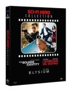 Sci-Fi Hero Collection (3 Blu-Ray) (Blu-ray)