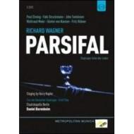 Richard Wagner. Parsifal (3 Dvd)