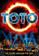 Toto - Debut 40Th Anniversary Live: 40 Tours Around Sun (Blu-ray)
