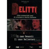 Delitti. Vol. 2 (2 Dvd)