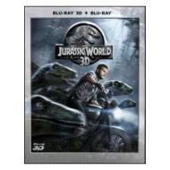 Jurassic World 3D (Cofanetto 2 blu-ray)