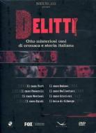 Delitti (Cofanetto 8 dvd)