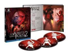 Non Aprite Quella Porta 2 (3 Blu-Ray+Booklet) (Blu-ray)