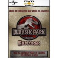 Jurassic Park Explorer. Gioco interattivo