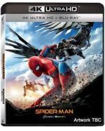 Spider-Man Homecoming (Blu-Ray 4K Ultra Hd+Blu-Ray) (2 Blu-ray)