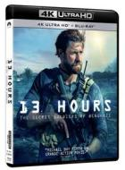 13 Hours - The Secrect Soldier Of Benghazi (Uhd) (Blu-ray)