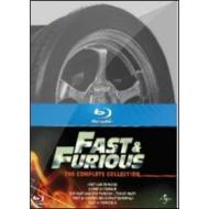 Fast & Furious Collection Limited Edition (Cofanetto 5 blu-ray)