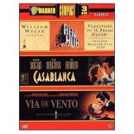 Ben Hur - Casablanca - Via col vento (Cofanetto 3 dvd)