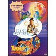 Cofanetto Family: L'era glaciale, Thumbelina, Asterix conquista l'America (Cofanetto 3 dvd)