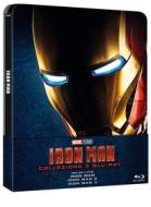 Iron Man Trilogy (3 Blu-Ray) (Steelbook) (Blu-ray)