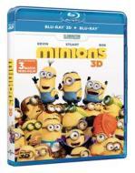 Minions 3D (Cofanetto 2 blu-ray)