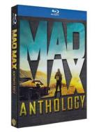 Mad Max Anthology (Cofanetto 4 blu-ray)