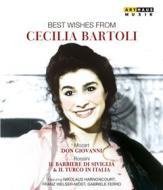 Best Wishes From Cecilia Bartoli (3 Dvd)