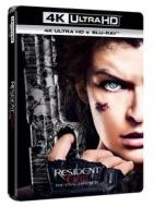 Resident Evil: The Final Chapter (4k Uhd+Blu-Ray) (Blu-ray)