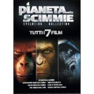 Il pianeta delle scimmie. Evolution Collection (Cofanetto 7 dvd)