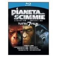 Il pianeta delle scimmie. Evolution Collection (Cofanetto 7 blu-ray)