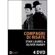 Stanlio & Ollio. Compagni di risate (4 Dvd)