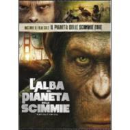 L' alba del pianeta delle scimmie. Il pianeta delle scimmie (Cofanetto 2 dvd)