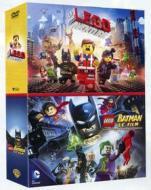 Lego Movie-Lego. Batman. The Movie (Cofanetto 2 dvd)