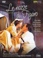 Wolfgang Amadeus Mozart. Le nozze di Figaro (2 Dvd)