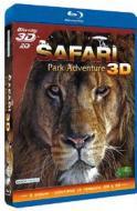 Safari. Park Adventure 3D (Cofanetto 3 blu-ray)