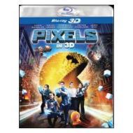 Pixels 3D (Blu-ray)