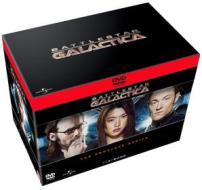 Battlestar Galactica - Stagione 01-04 (25 Dvd) (25 Dvd)