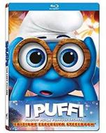 I Puffi - Viaggio Nella Foresta Segreta (Steelbook) (Blu-ray)