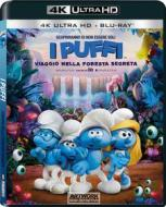 I Puffi - Viaggio Nella Foresta Segreta (Blu-Ray 4K Ultra HD+Blu-Ray) (2 Blu-ray)